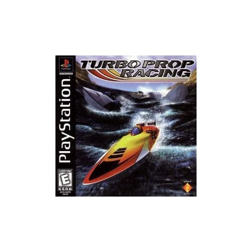 Turbo Prop Racing For PlayStation 1 PS1