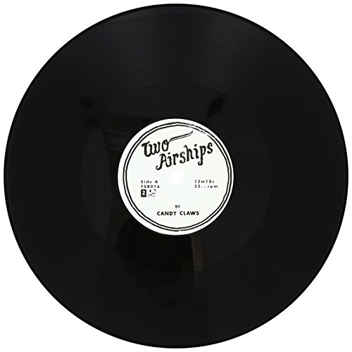 Image 0 of Two Airships / Exploder Falls On Vinyl Record 2 By Candy Claws