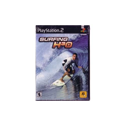 Image 0 of Surfing H30 For PlayStation 2 PS2 Extreme Sports