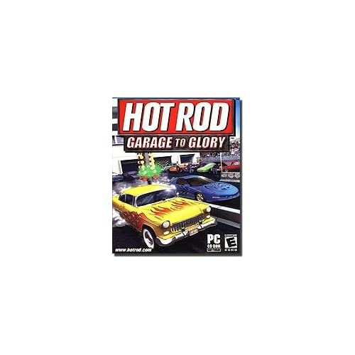 Image 0 of Hot Rod: Garage To Glory PC Software