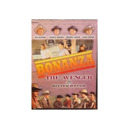 Image 0 of Bonanza Episodes Slim Case On DVD With Lorne Greene