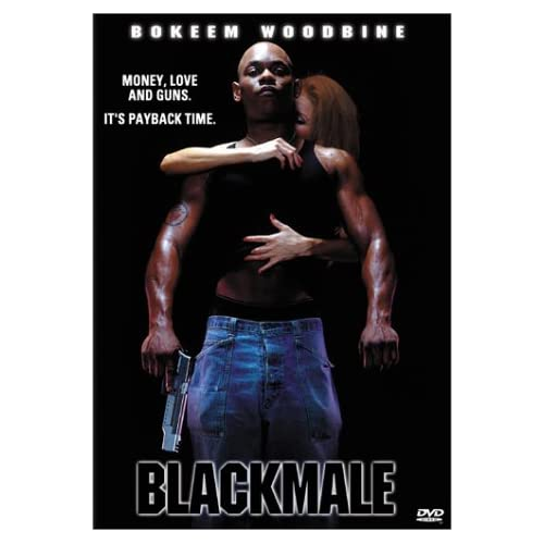 Image 0 of Blackmale On DVD With Bokeem Woodbine
