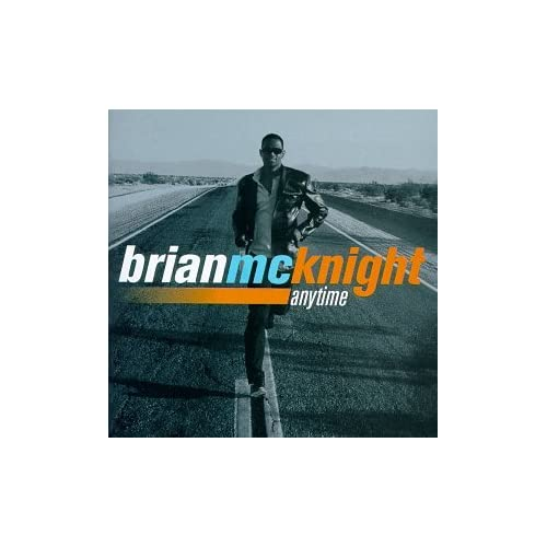 Image 0 of Anytime By Mcknight Brian Album 1997 On Audio CD