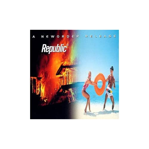 Image 0 of Republic By Order On Audio CD Album 1993