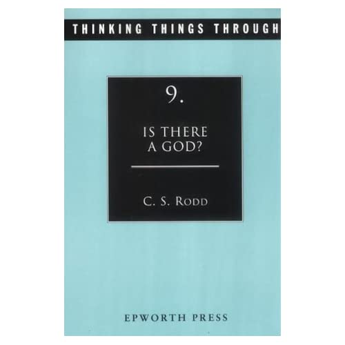 Is There A God (Thinking Things Through) Book