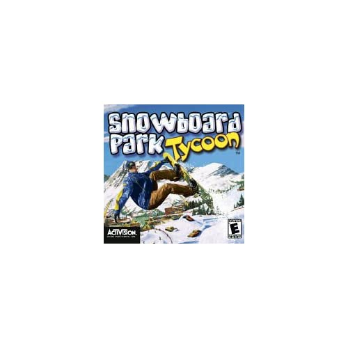Image 0 of Snowboard Park Tycoon PC Software
