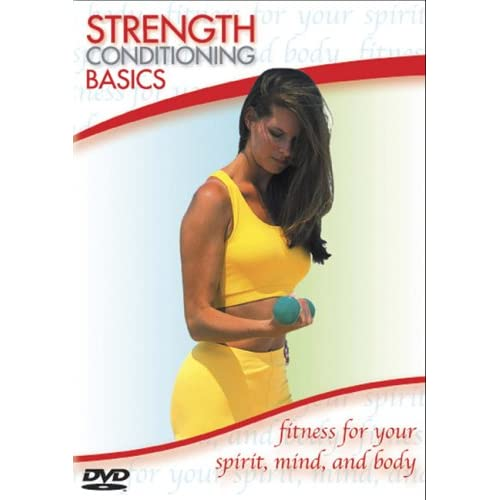 Image 0 of Basic: Strength Conditioning On DVD With Alan Harris