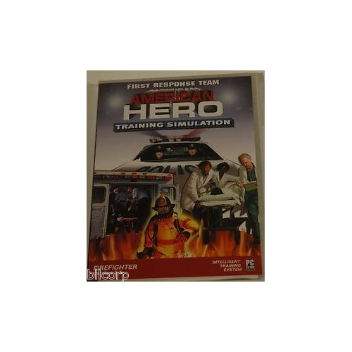 American Hero Training Simulation Firefighter Software