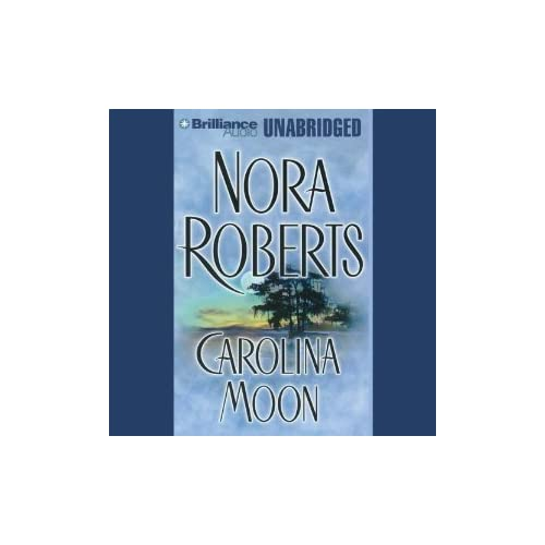 Image 0 of Carolina Moon By Nora Roberts On Audio Cassette