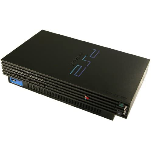 Image 0 of Black PlayStation 2 PS2 Fat Console
