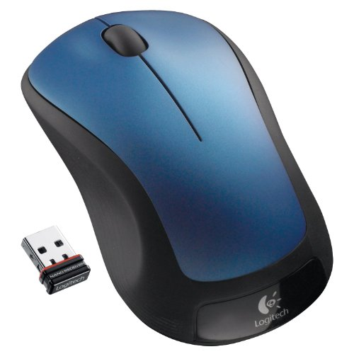 Image 0 of Logitech Wireless Mouse M310 Peacock Blue
