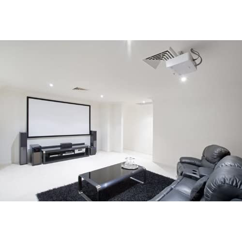 Image 0 of Screen Innovations TSF92MW 92-inch Fixed Matte White 1.0 16:9 Projector Screen