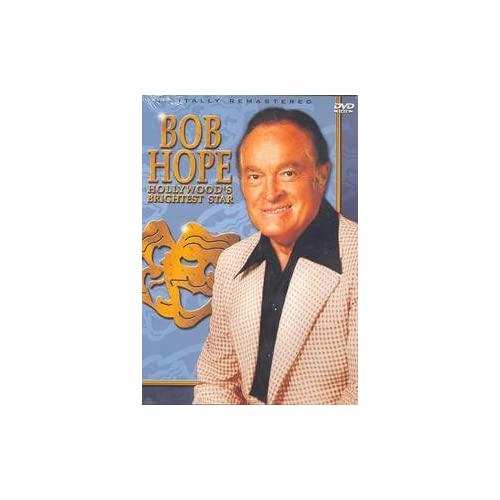 Image 0 of Bob Hope: Hollywood's Brightest Star On DVD with Bud Abbott