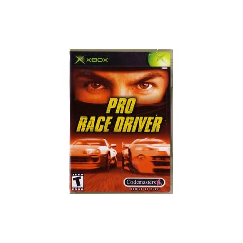 Old Xbox Games Racing Games : Pro race driver for xbox original racing