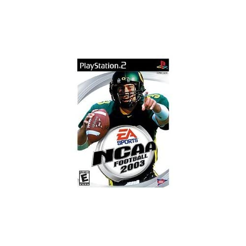 Image 0 of NCAA Football 2003 For PlayStation 2 PS2