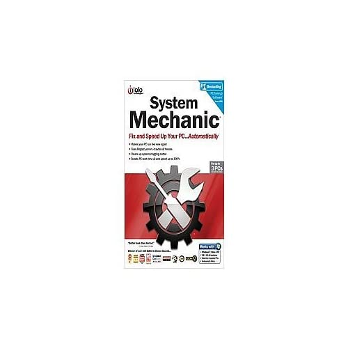 Image 0 of System Mechanic Complete Package Software
