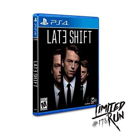 Image 0 of Late Shift For PlayStation 4 PS4