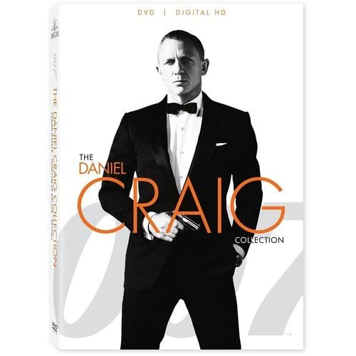 Image 0 of 007: The Daniel Craig Collection DVD On DVD With Craig Daniel