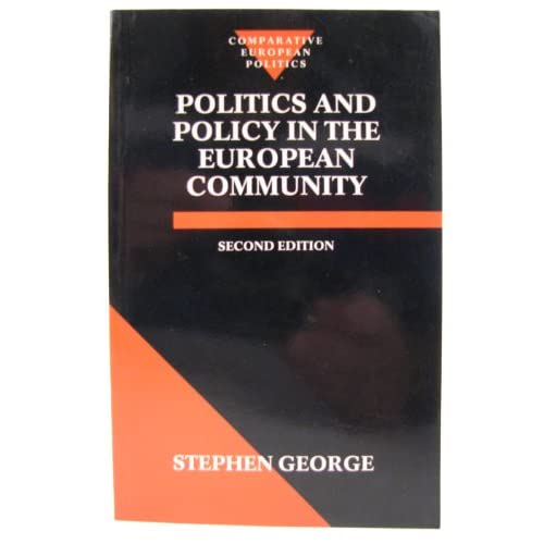 comparative european politics Strøm, k, müller, wc and bergman, t 2010 cabinets and coalition bargaining: the democractic life cycle in western europe oxford university press.
