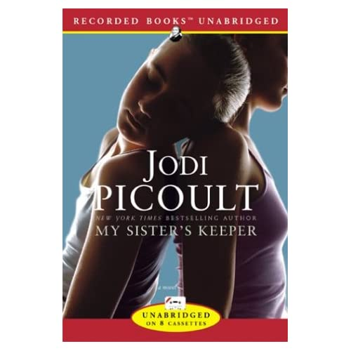 Image 0 of My Sister's Keeper By Jodi Picoult On Audio Cassette