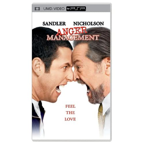 Anger Management UMD For PSP