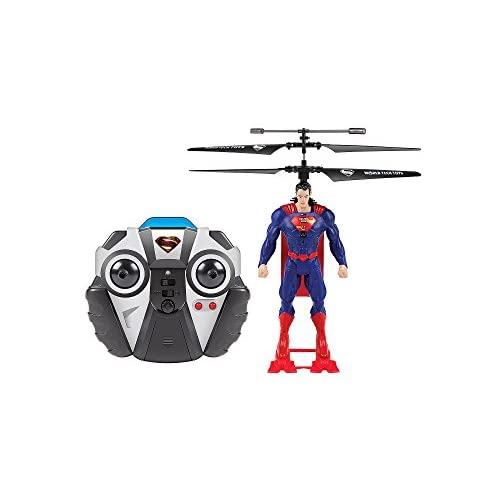 33712 Superman IR Helicopter Toy