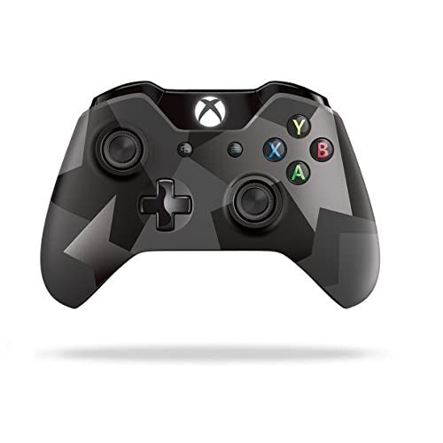 Image 0 of Microsoft OEM Special Edition Covert Forces Wireless Controller For Xbox One