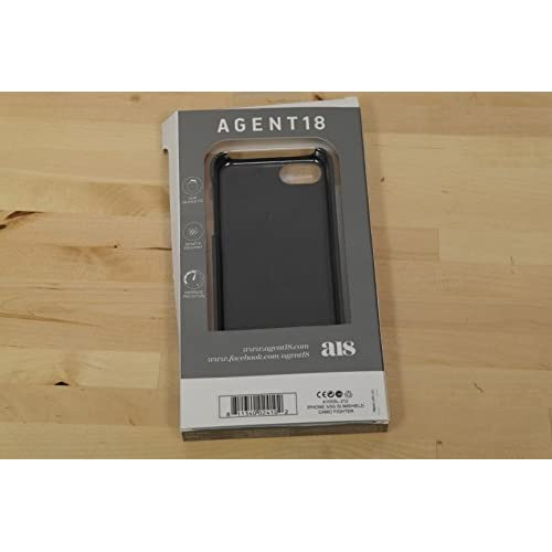 Image 3 of Agent 18 iPhone 5 5S SE Slimshield Camo Fighter Cloth Fitted Case
