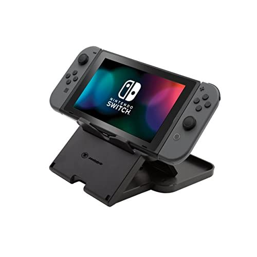 Snakebyte Game:stand Multi-Angle And Foldable Holder For Nintendo Switch Tablets