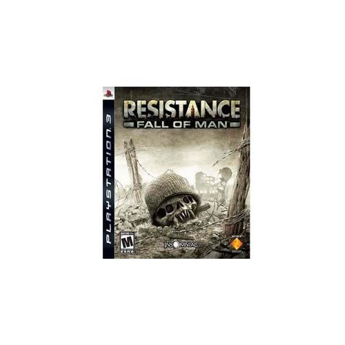 Image 0 of Resistance: Fall Of Man Game For PlayStation PS3