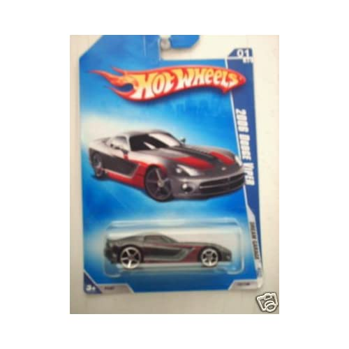 Hot Wheels 2006 Dodge Viper Dream Garage 01/10 147/190 1:64 Scale Toy