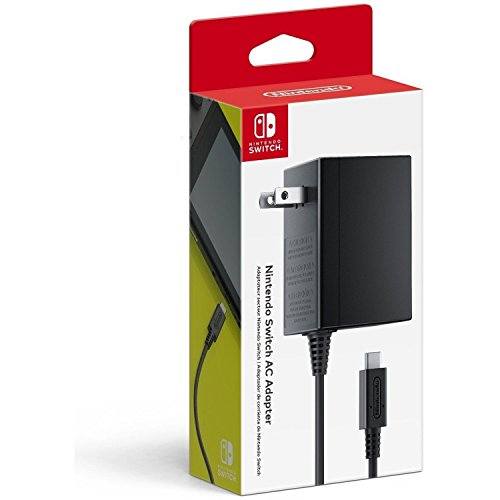 Nintendo OEM Switch And Switch Lite AC Power Adapter Supply USB C
