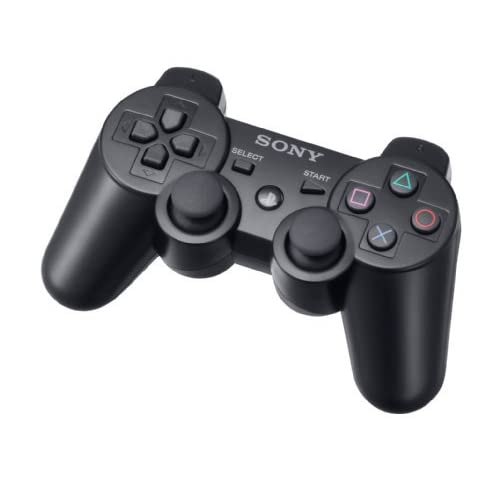 Image 0 of Sony OEM Dualshock 3 Wireless Controller For PS3 Charcoal Black