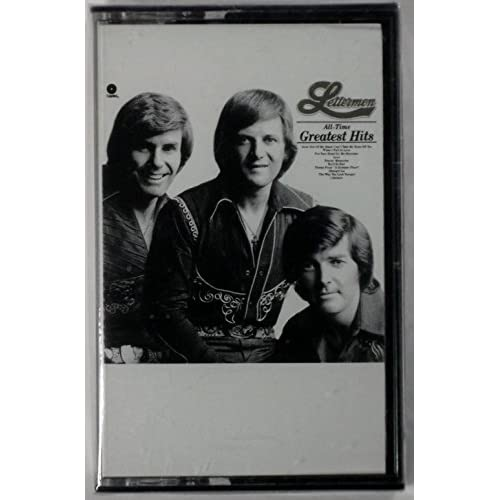 Image 0 of All-Time Greatest Hits By Lettermen On Audio Cassette