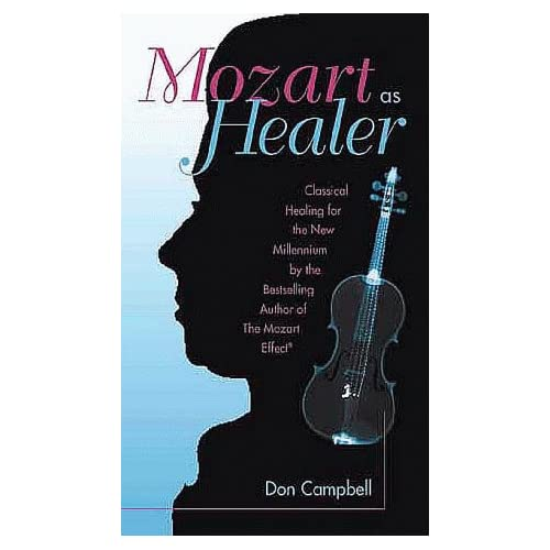 Image 0 of Mozart As Healer By Don Campbell On Audio Cassette