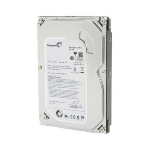 Image 0 of Seagate Barracuda ST500DM002 500 GB 3.5 Internal Hard Drive SATA 7200 RPM 16 MB