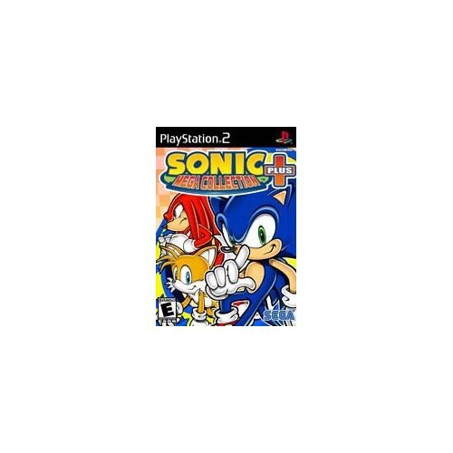 Image 0 of Sonic Mega Collection Plus For PlayStation 2 PS2