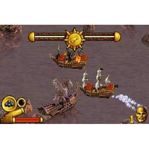 Image 3 of Pirates Of The Caribbean: The Curse Of The Black Pearl GBA Action