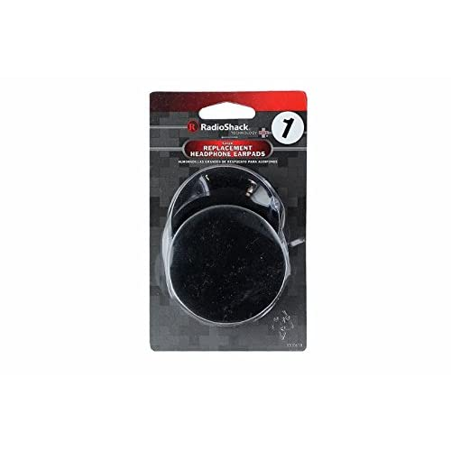 Radioshack Large Replacement Headphone Earpads Pads