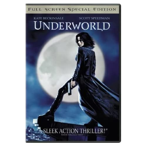 Image 0 of Underworld Full Screen Special Edition On DVD With Michael Sheen