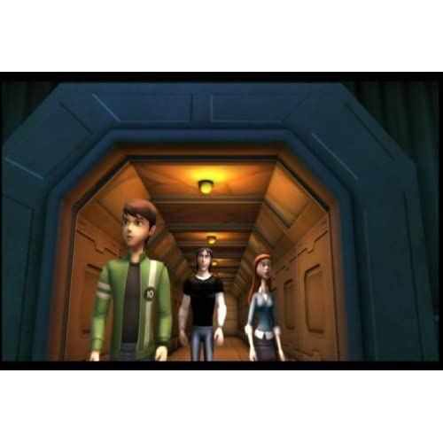 Image 3 of Ben 10 Alien Force For Wii And Wii U