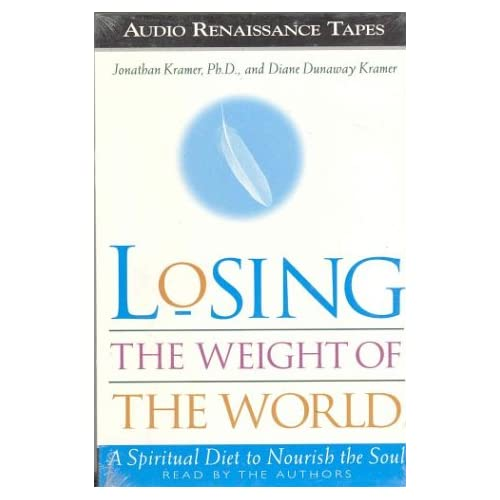 Image 0 of Losing The Weight Of The World By Jonathan Kramer And Diane Dunaway Kramer On Au
