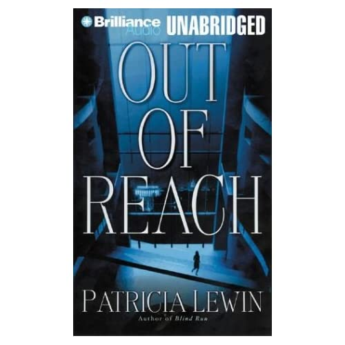 Image 0 of Out Of Reach By Lewin Patricia Merlington Laural Reader On Audio Cassette