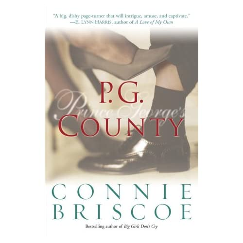 Pg County By Briscoe Connie Book Paperback