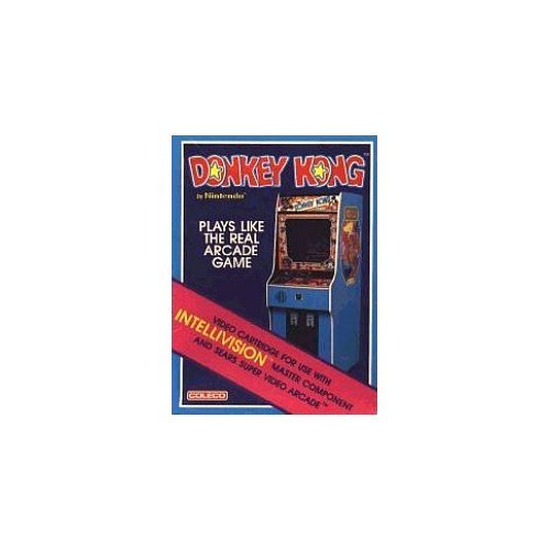 Donkey Kong For Intellivision