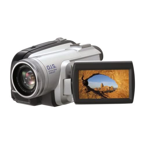 Panasonic PV-GS85 MiniDV Camcorder With 32X Optical Image Stabilized Zoom Camera