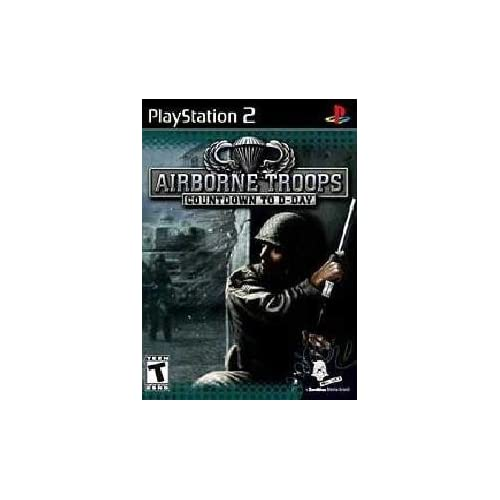 Airborne Troops: Countdown To D-Day For PlayStation 2 PS2