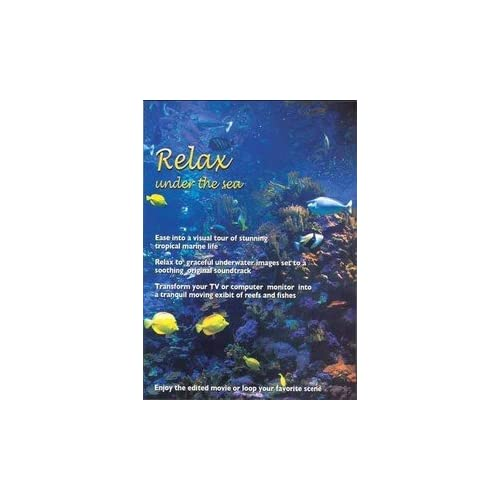 Image 0 of Hawaii Relax Under The Sea On DVD