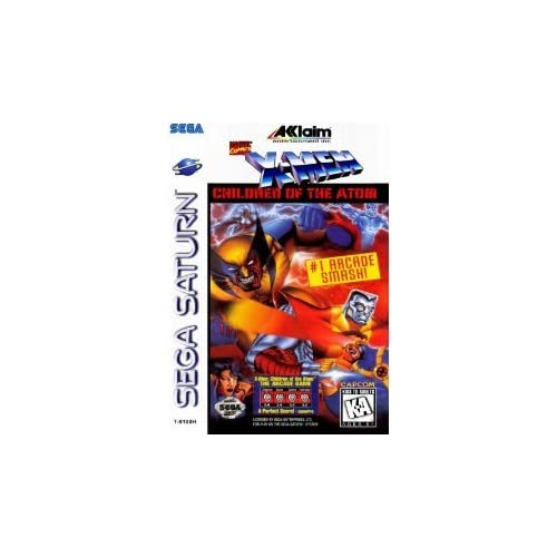 Image 0 of X-Men: Children Of The Atom For PlayStation 2 PS2 Fighting
