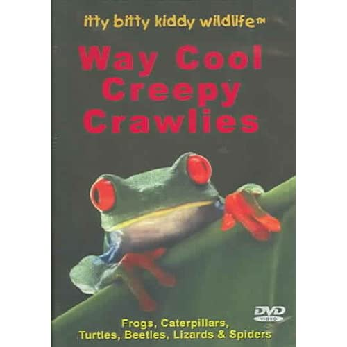 Way Cool Creepy Crawlies By Artist Not Provided On Audiobook CD